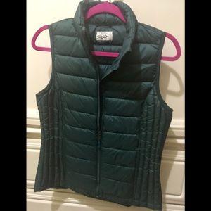 32 Degree weatherproof packable down vest